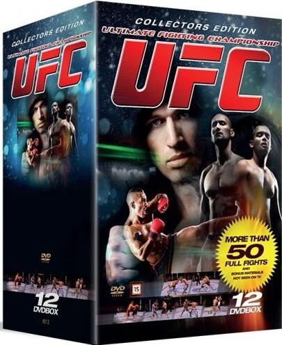 Billede af Ufc Fight Box Collection - DVD - Film