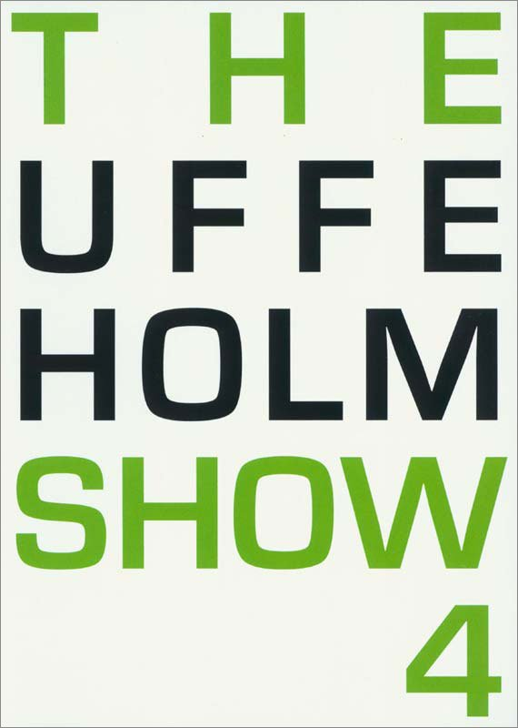 Image of   Uffe Holm - The Uffe Holm Show 4 - DVD - Film