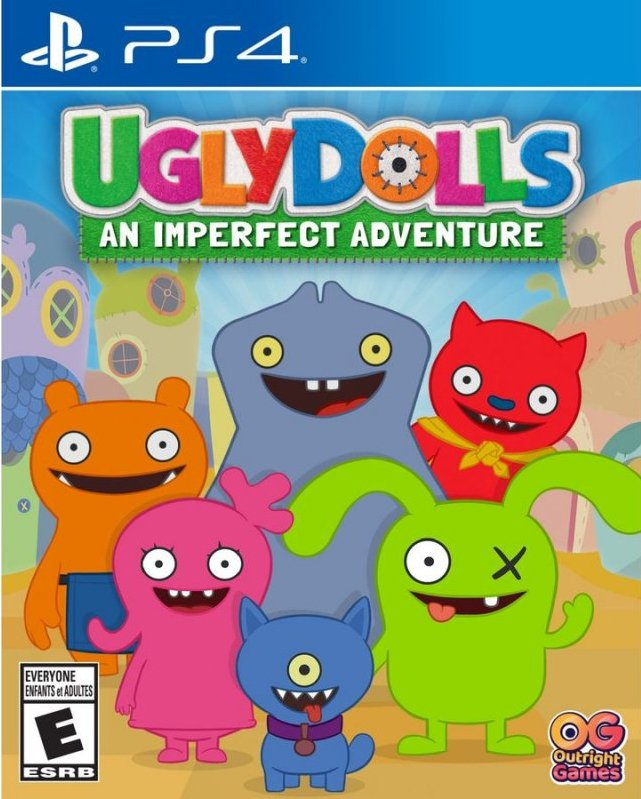 Image of   Ugly Dolls - PS4