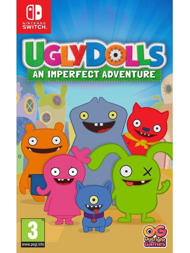 Image of   Ugly Dolls - Nintendo Switch