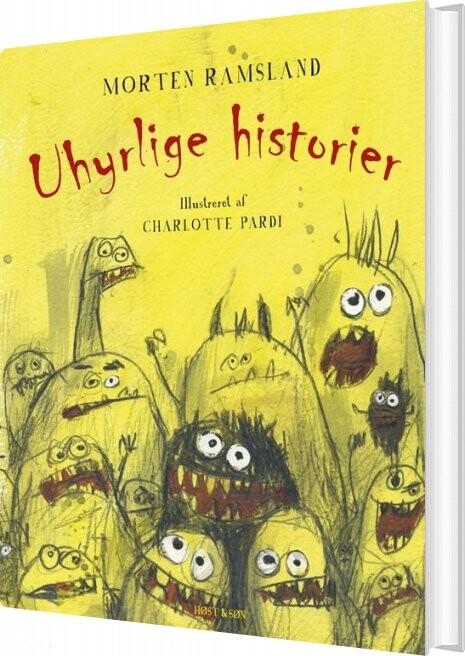 Image of   Uhyrlige Historier - Morten Ramsland - Bog