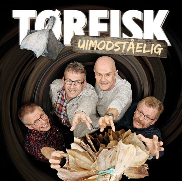 Tørfisk - Uimodståelig - CD
