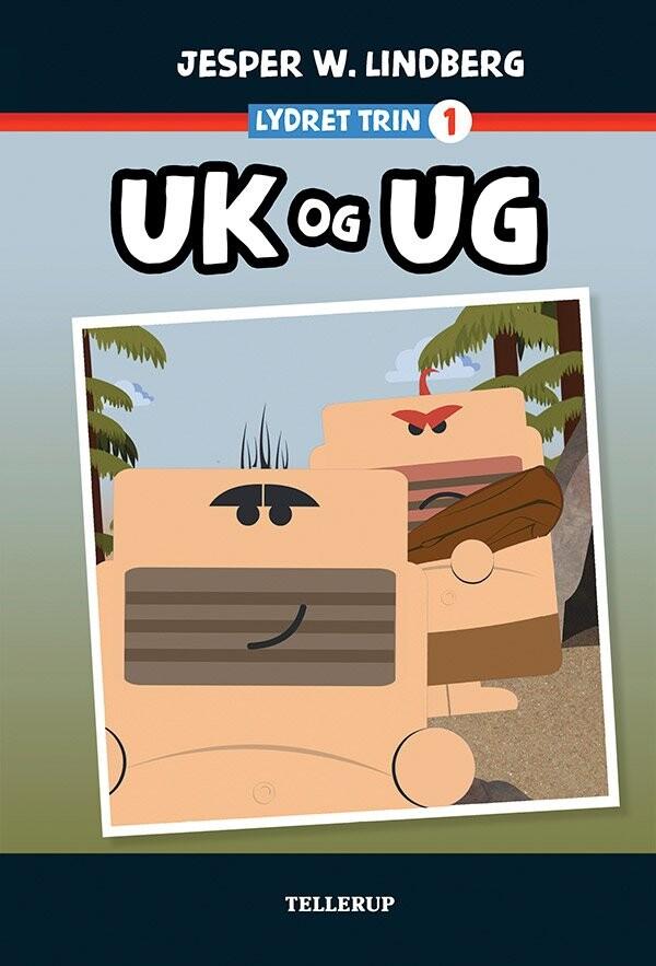 Image of   Uk Og Ug - Jesper W. Lindberg - Bog