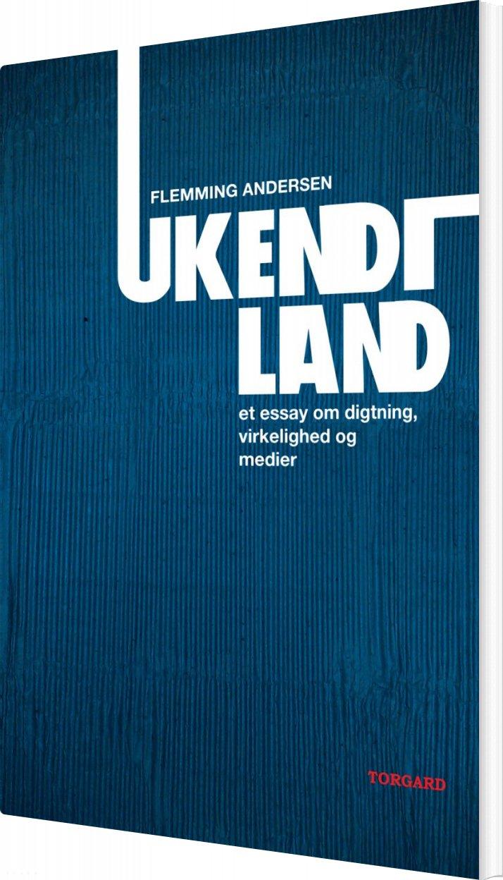 Ukendt Land - Flemming Andersen - Bog