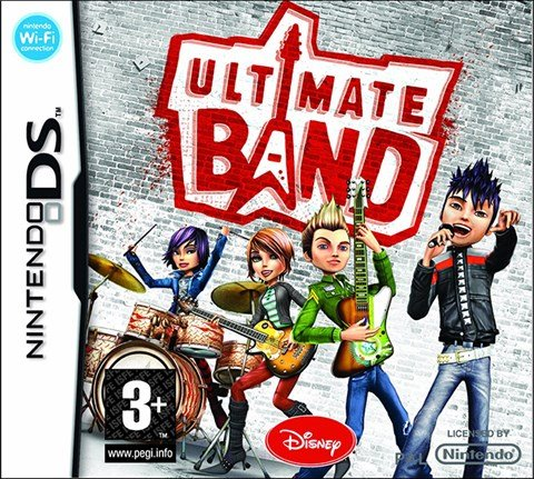 Ultimate Band - Nintendo DS