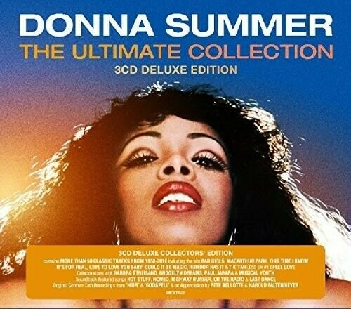 Image of   Donna Summer - Ultimate Collection - CD