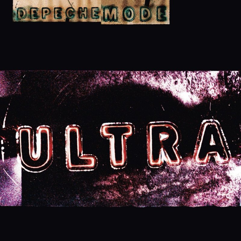 Image of   Depeche Mode - Ultra - Vinyl / LP