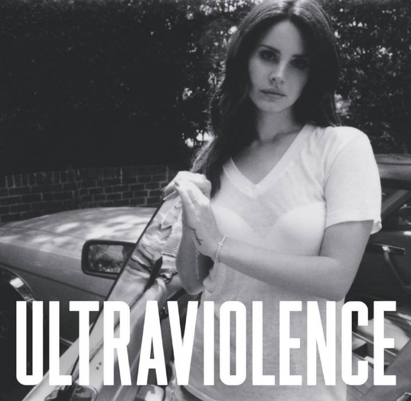 Image of   Lana Del Rey - Ultraviolence - CD