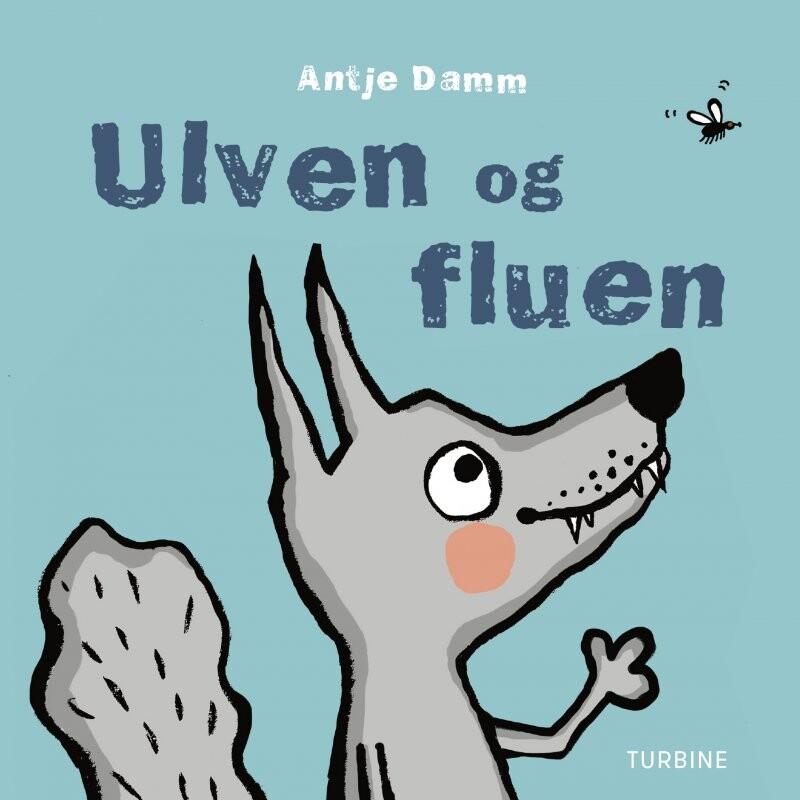 Billede af Ulven Og Fluen - Antje Damm - Bog