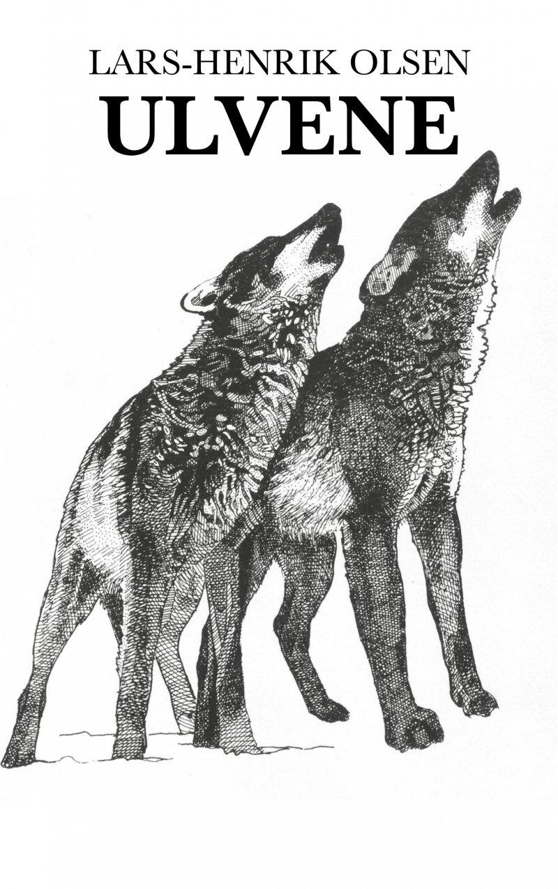 Billede af Ulvene - Lars-henrik Olsen - Bog