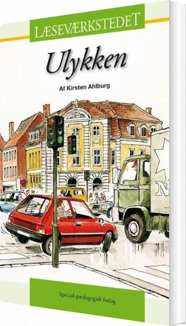 Billede af Ulykken - Grønt Niveau - Kirsten Ahlburg - Bog
