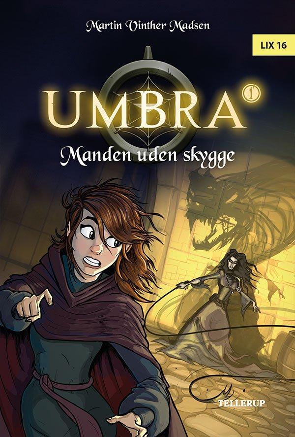 Billede af Umbra 1: Manden Uden Skygge - Martin Vinther Madsen - Bog