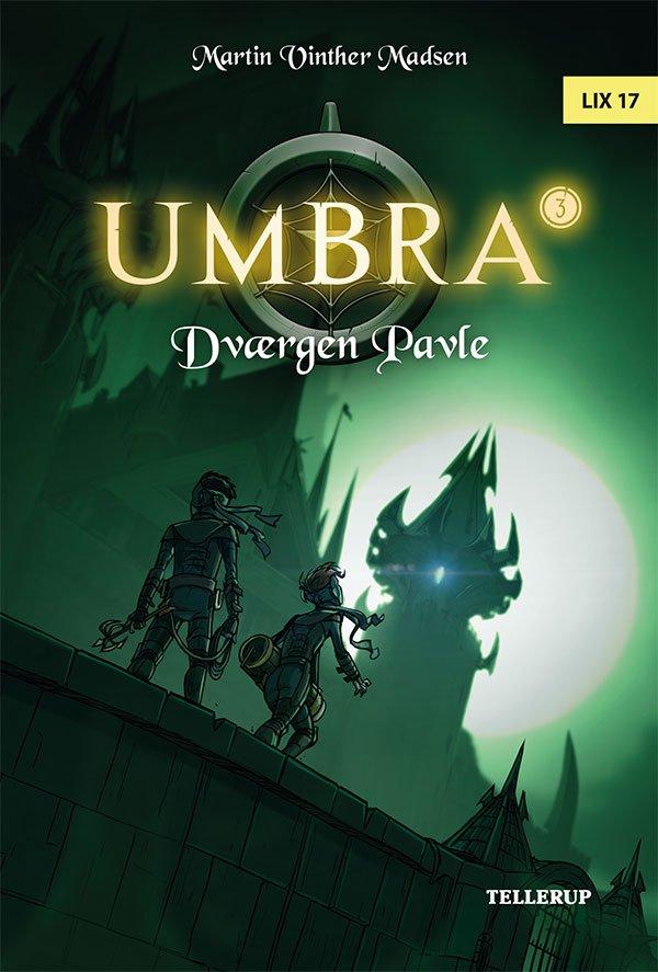 Image of   Umbra #3: Dværgen Pavle - Martin Vinther Madsen - Bog