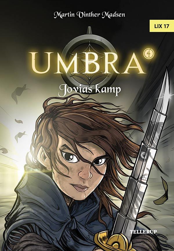 Image of   Umbra #4: Jovias Kamp - Martin Vinther Madsen - Bog