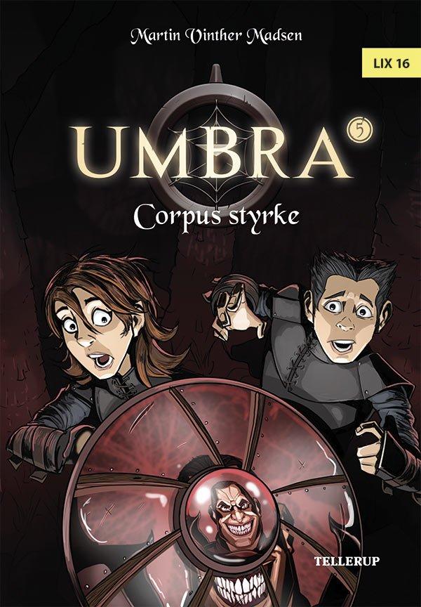 Image of   Umbra #5: Corpus Styrke - Martin Vinther Madsen - Bog