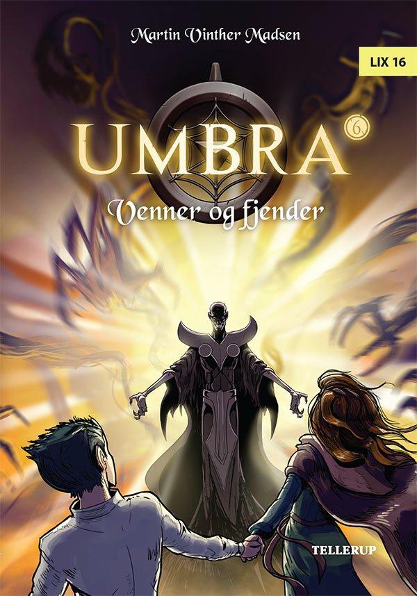 Image of   Umbra #6: Venner Og Fjender - Martin Vinther Madsen - Bog