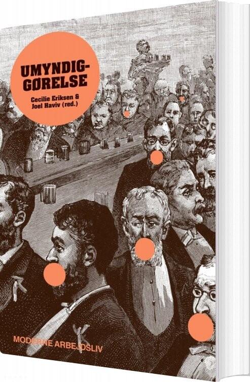 Umyndiggørelse - Cecilie Eriksen - Bog