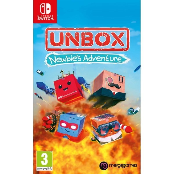 Unbox: Newbies Adventure - Nintendo Switch