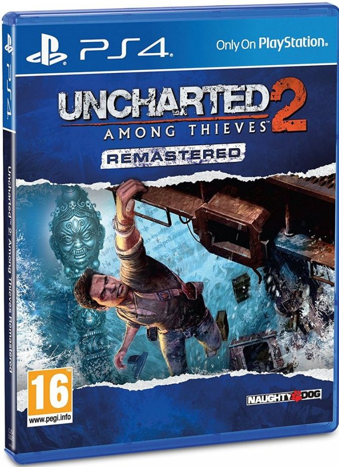 Image of   Uncharted 2: Among Thieves (remastered) - PS4