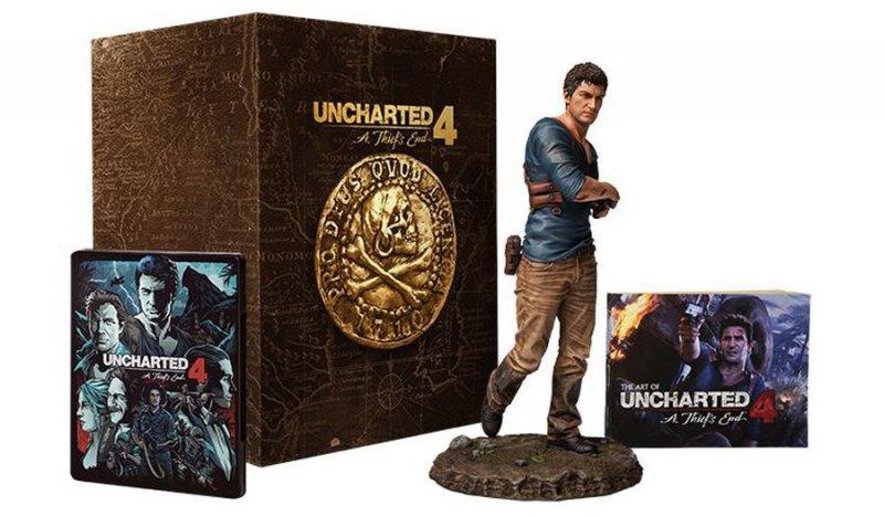 Uncharted 4: A Thiefs End - Libertalia Collectors Edition (nordic) - PS4