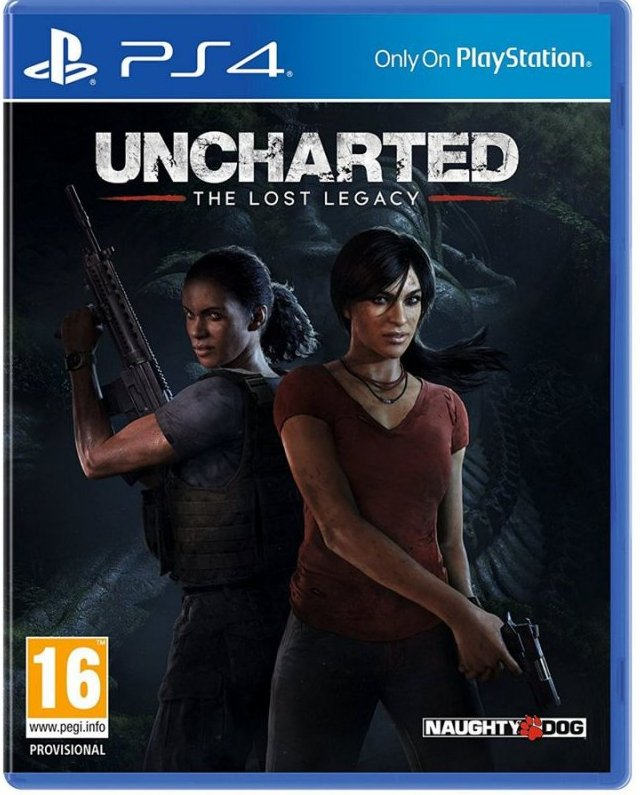 Image of   Uncharted: The Lost Legacy (nordic) - PS4
