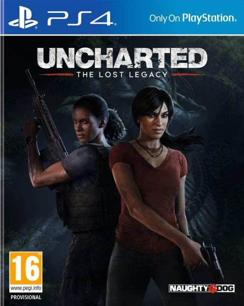 Image of   Uncharted: The Lost Legacy - PS4
