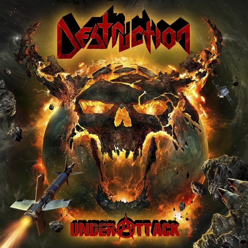 Image of   Destruction - Under Attack Digipack - CD