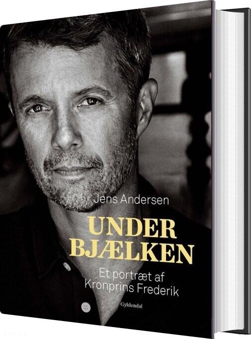 Image of   Under Bjælken - Jens Andersen - Bog