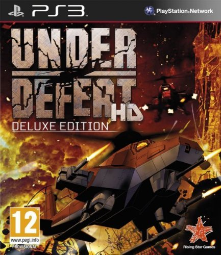 Image of   Under Defeat Hd: Deluxe Edition - PS3