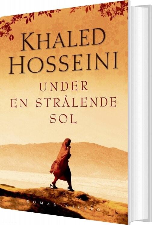 Under En Strålende Sol, Luksusudgave - Khaled Hosseini - Bog