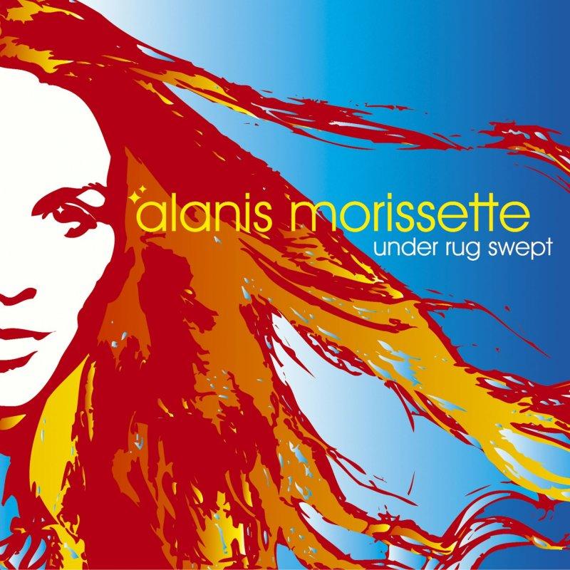 Image of   Alanis Morissette - Under Rug Swept - Vinyl / LP