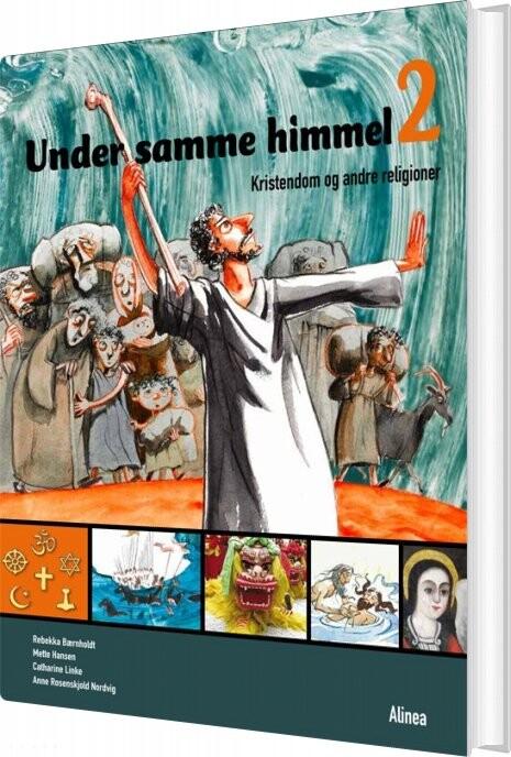 Under Samme Himmel 2, Emnebog/web - Mette Hansen - Bog