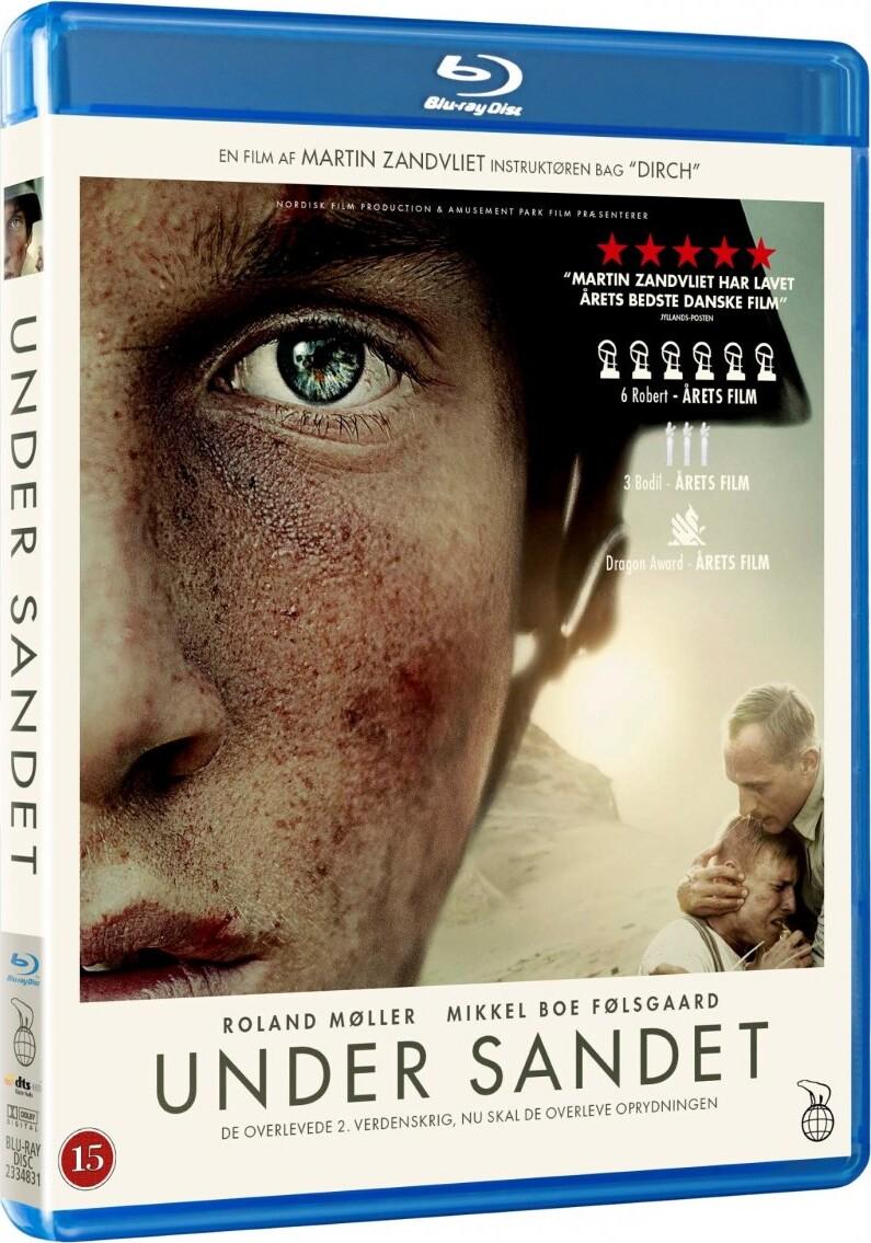 Billede af Under Sandet - Blu-Ray
