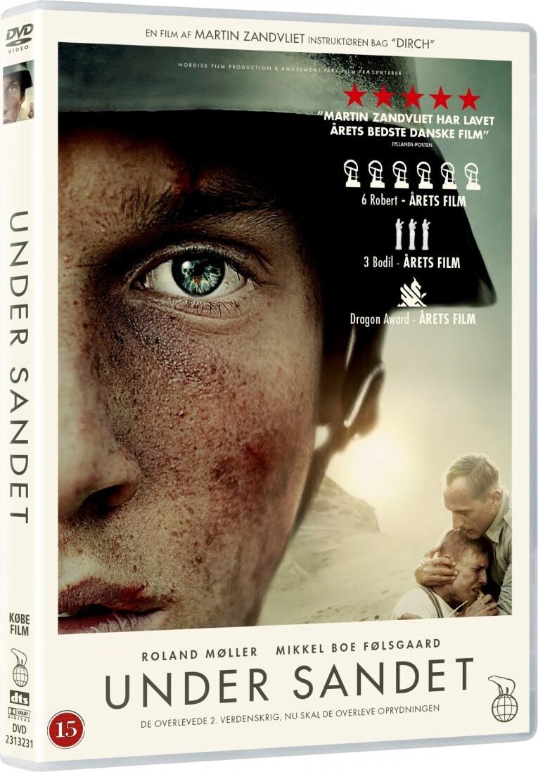 Billede af Under Sandet - DVD - Film