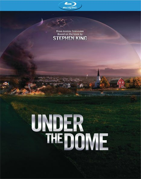 Image of   Under The Dome - Sæson 1 - Blu-Ray - Tv-serie