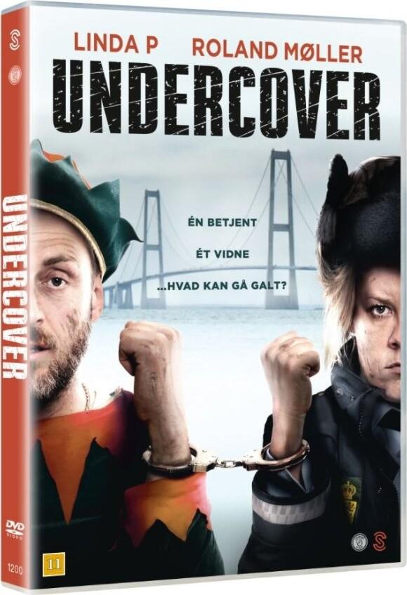 Image of   Undercover - 2016 Linda P - DVD - Film
