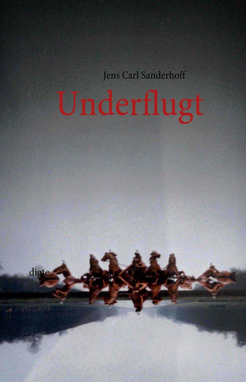 Underflugt - Jens Carl Sanderhoff - Bog