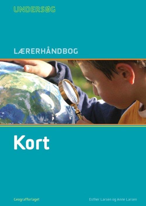 Image of   Undersøg Kort - Lærerhåndbog - Esther Larsen - Bog
