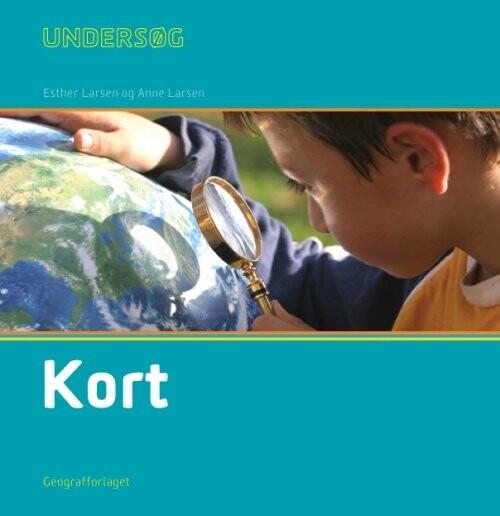 Image of   Undersøg Kort - Esther Larsen - Bog