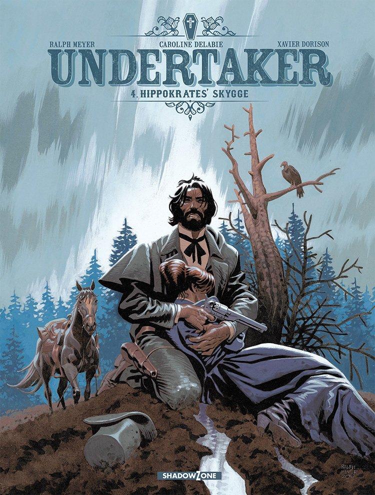 Billede af Undertaker 4: Hippokrates Skygge - Xavier Dorison - Tegneserie