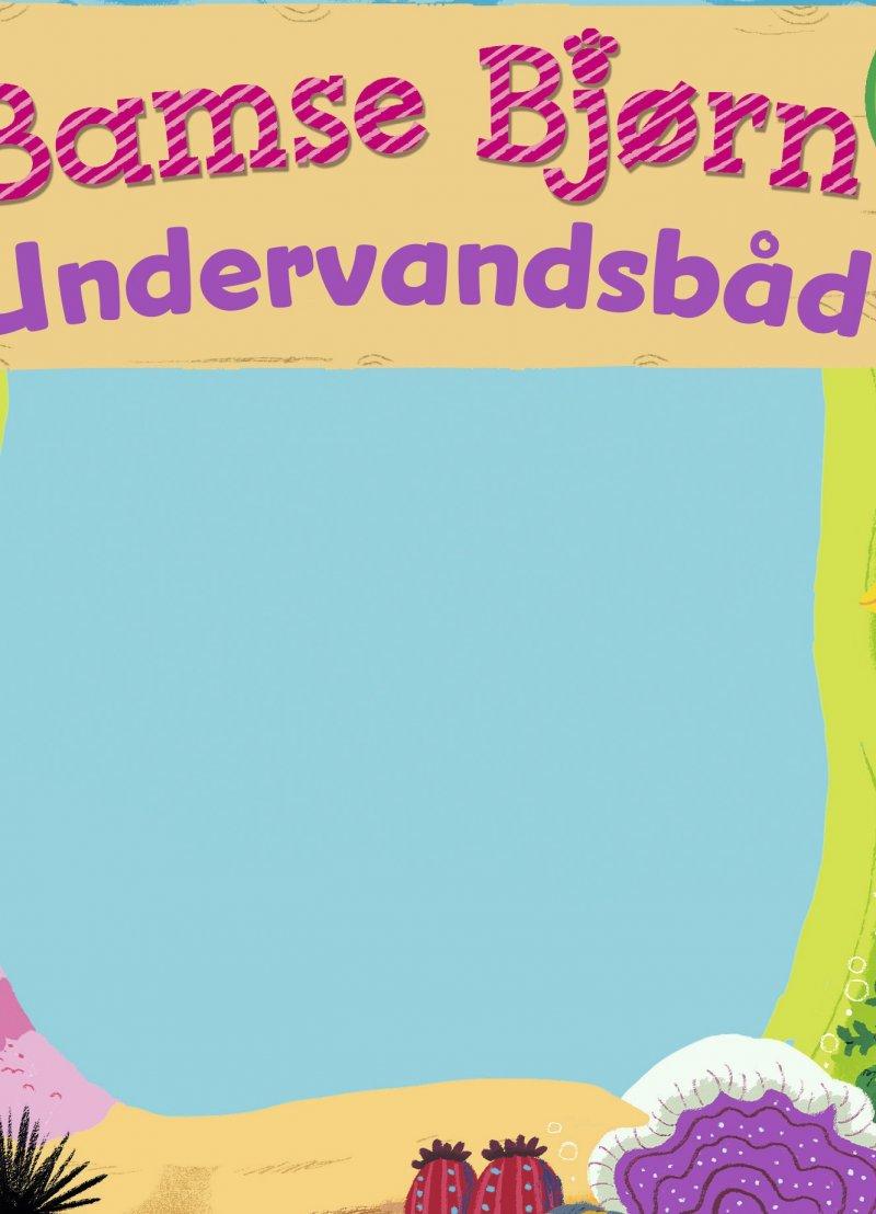 Image of   Undervandsbåd - Benji Davies - Bog