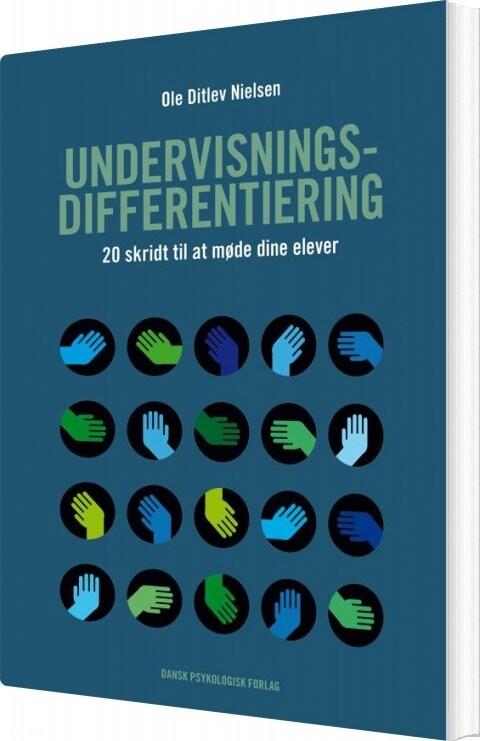 Image of   Undervisningsdifferentiering - Ole Ditlev Nielsen - Bog