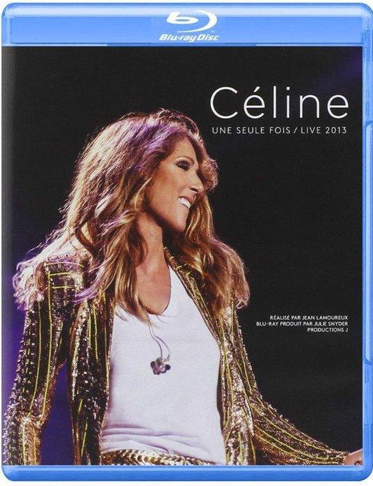 Image of   Celine Dion - Une Seule Fois / Live 2013 (cd+blu-ray) - CD
