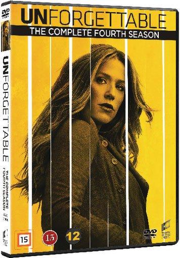 Unforgettable - Sæson 4 - DVD - Tv-serie