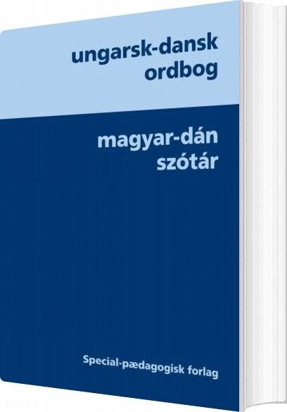 Ungarsk-dansk Ordbog - Diverse - Bog