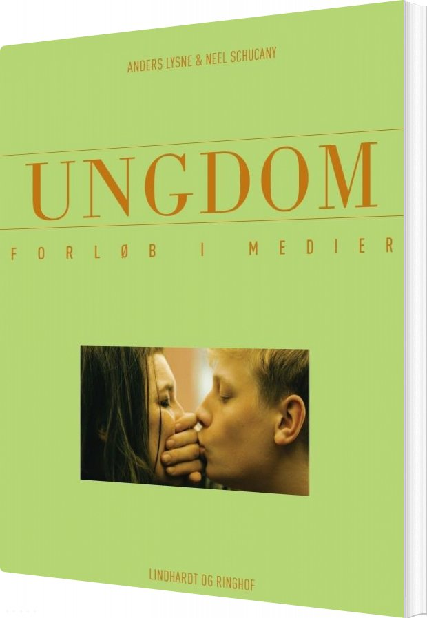Image of   Ungdom - Forløb I Medier - Anders Lysne - Bog