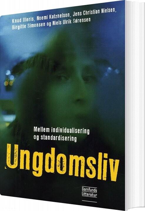 Image of   Ungdomsliv - Birgitte Simonsen - Bog