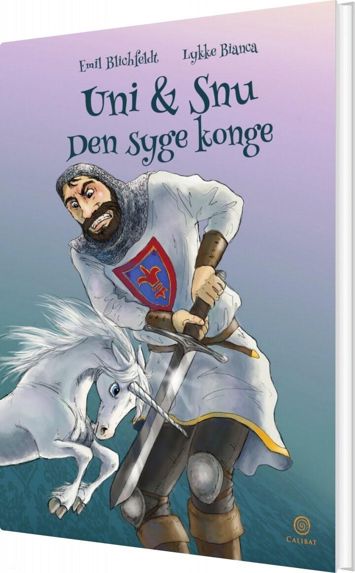 Billede af Uni Og Snu - Emil Blichfeldt - Bog