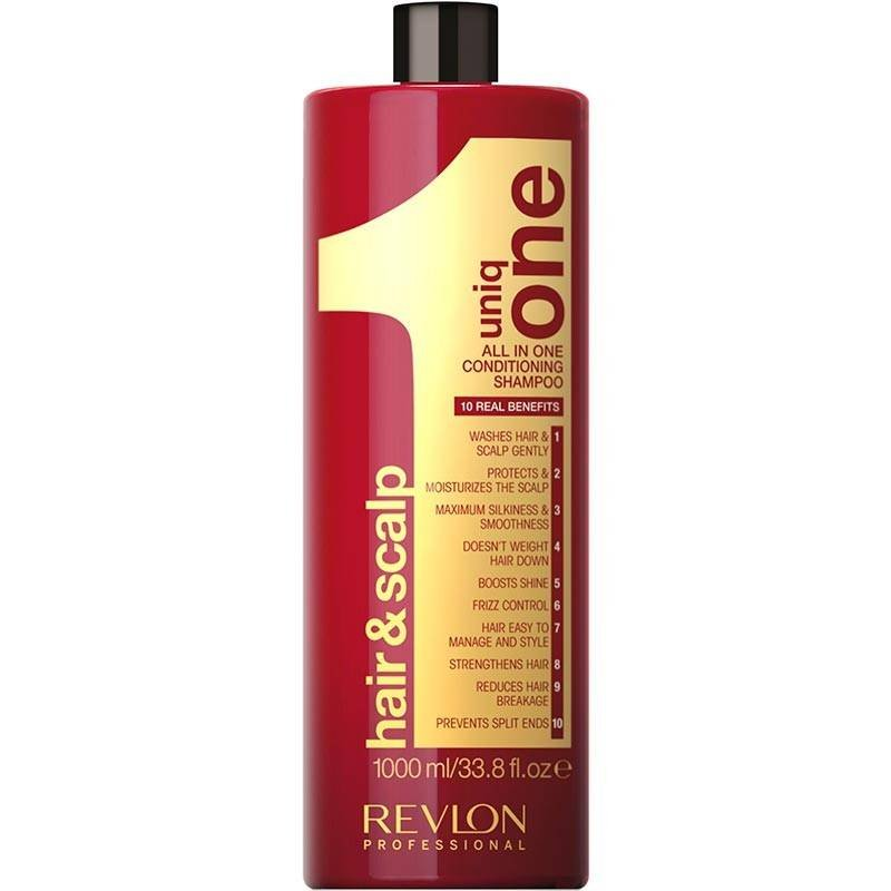 Uniq One - Hair & Scalp All-in One Conditioning Shampoo - 1000 Ml.