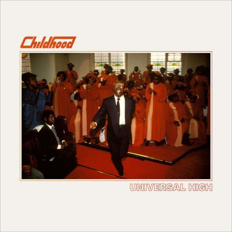 Image of   Childhood - Universal High - CD